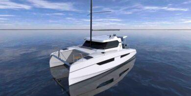 Aventura Catamaran 34 NEW