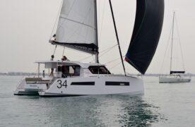 Aventura Catamaran 34