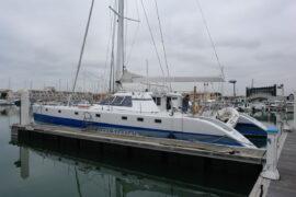 Catamaran 60ft
