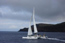 Custombuilt ONE OFF Trimaran 37