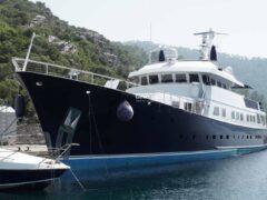 Explorer Steel Motor Yacht