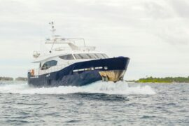 Flagman Yachts 78