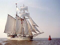 Galjas Charterschip