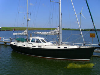 Koppers Orion 46 Ketch