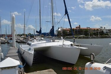Norman Cross 36 Trimaran