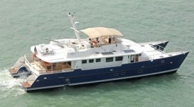 YC 80 Power Catamaran