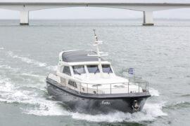 Linssen Range Cruiser 450 Sedan Variotop