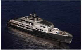 New 75m Expedition Superyacht