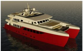 New 32m Catamaran Super Yacht