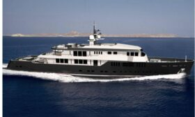 55m New Expedition Superyacht