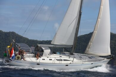Jeanneau Sun Odyssey 45-2