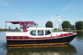 Linssen Dutch Sturdy 380 AC
