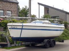 Ocean 725e (incl. trailer)