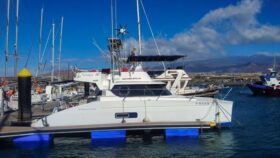 Fountaine Pajot Highland Pilot 35