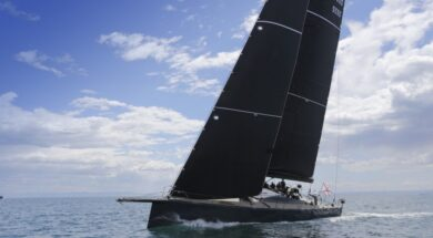 King Marine Botin 65 Racing Sailing Yacht