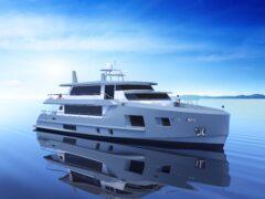 OS 100 Motoryacht