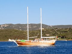 Luxury Sailing Cruises Boat rental Gulet Victoria