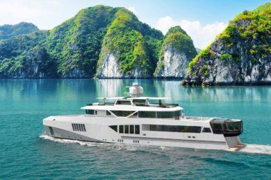 Motor Yacht 2019 Hawk CapeHawk 690 / 157 feet