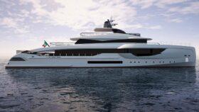 Motor Yacht 2020 Rossinavi Blue Runner 49 Meter