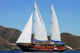 One off 38,00 m 8 Cabins Gulet