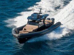 Sea Water PHANTOM 500 RIB