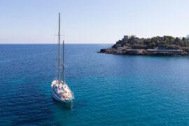 Benetti Sailing Yacht 27 m