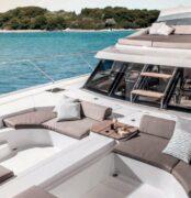 Nautitech 47 Power Catamaran