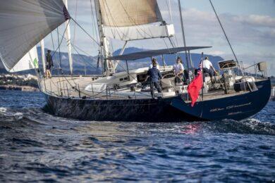 H2X Sailing Yacht Sloop